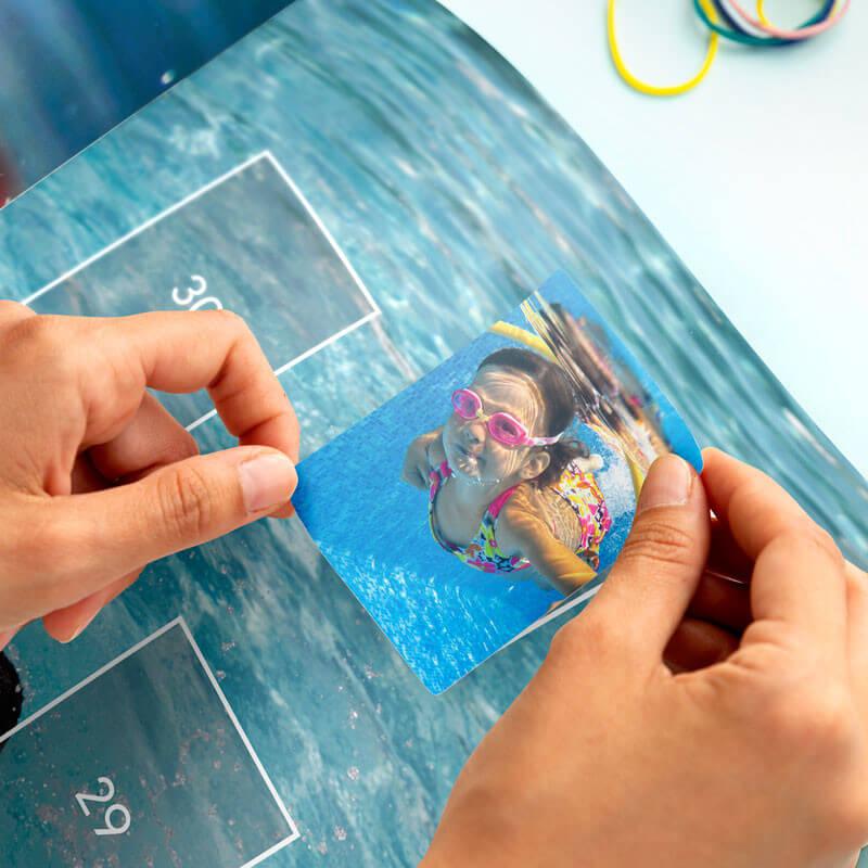 Album Figurine Nuoto